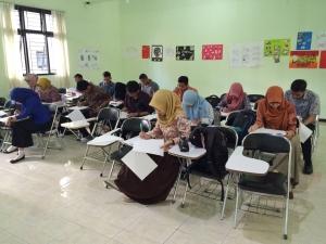 proses ujian PPG