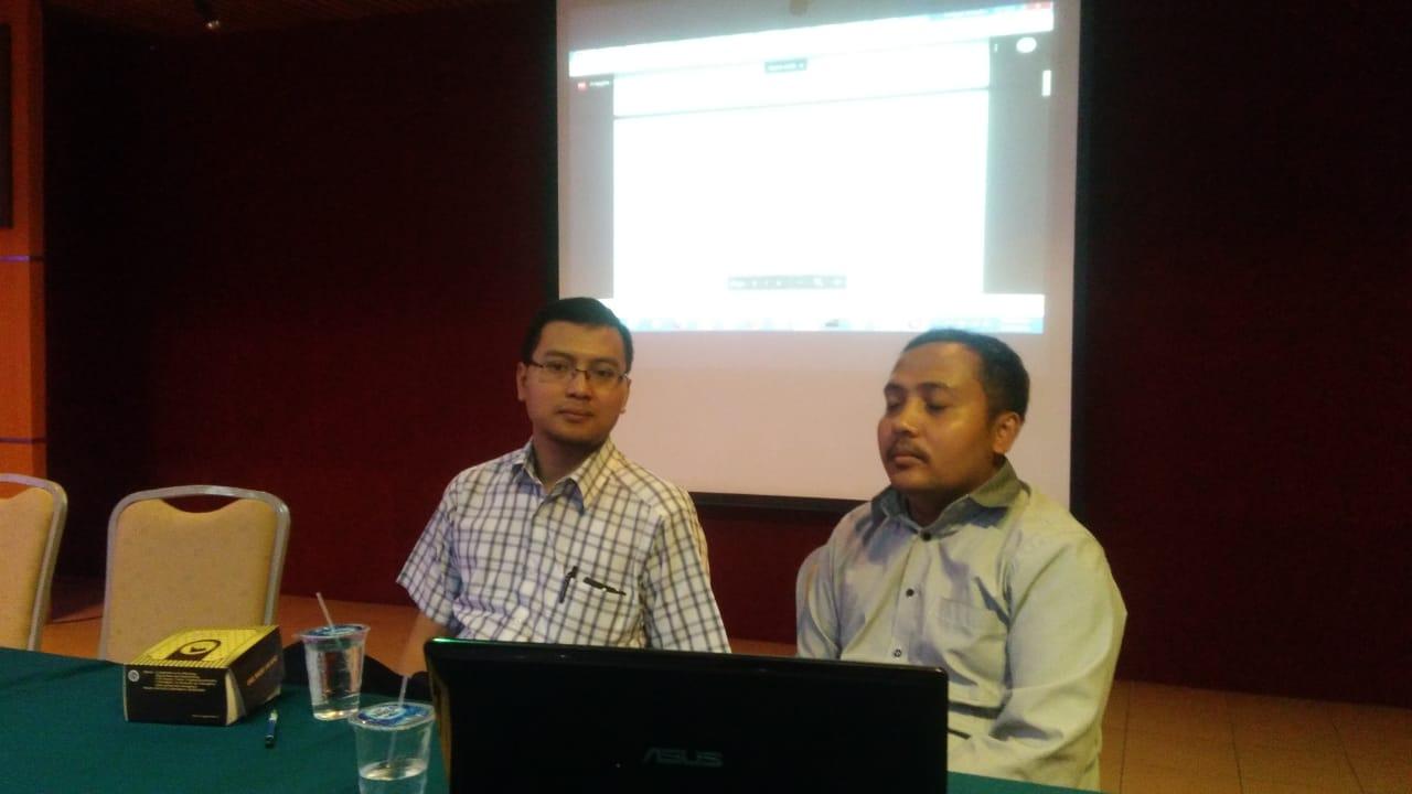 Jurusan Bahasa dan Sastra Indonesia Gelar Sosialisasi Pendaftaran Ujian Skripsi Secara Daring