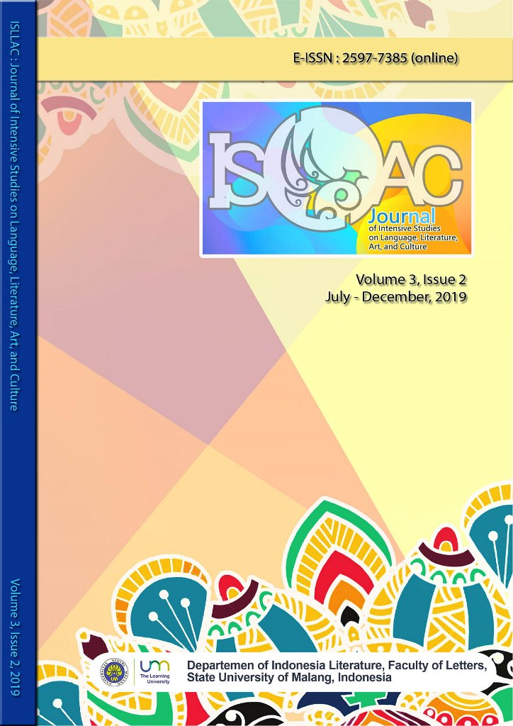 ISLLAC JOURNAL