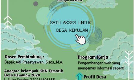 Poster Kelompok 4 PS-IP JSI FS UM